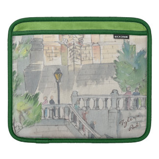 "IPad Cover ""France/Watercolor"""