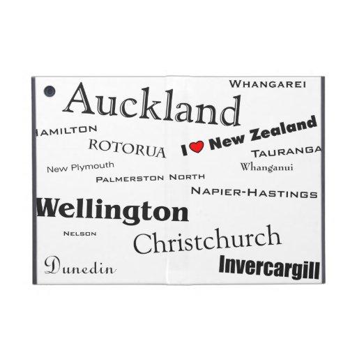 Ipad Cover in I Love NZ Design