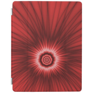 iPad Cover  Red Explosion