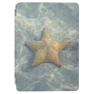 iPad cover with starfish