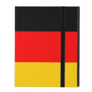 iPad covering Germany flag iPad Folio Case