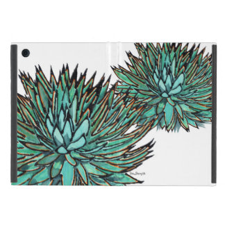 iPad covers - Spiky Green Agaves