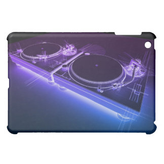 iPad DJ 3D Turntable Case iPad Mini Case
