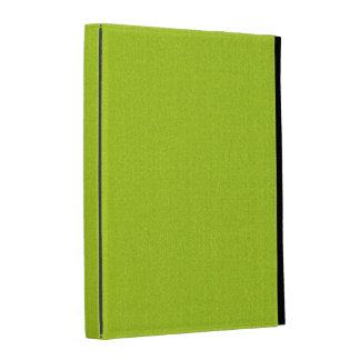 iPad Folio Case - Textured Solid - Organic Green