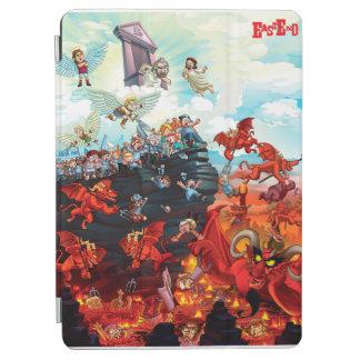 Ipad - Inferno iPad Air Cover