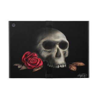 "Ipad mini & 2 cover ""deathly beautiful"" by Angie Cases For iPad Mini"