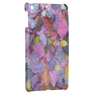 iPad Mini Autumn Leaves Cover iPad Mini Cases