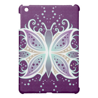 iPad Mini Case Butterfly Abstract