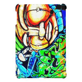 Ipad Mini Case Exclusive Art Street Brasil Peace