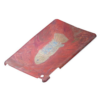 iPad mini case 'Fossil Fish'