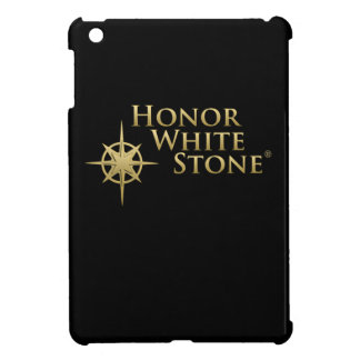 iPad Mini Case - Honor White Stone