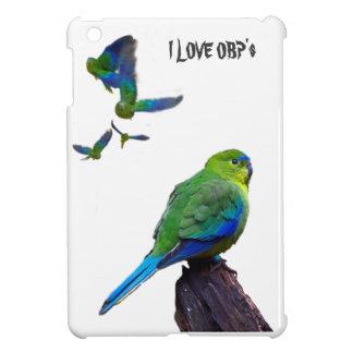 'iPad Mini case 'I love OBP's iPad Mini Covers