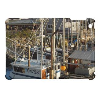 iPad Mini Case: Morro Bay Boats and Embarcadero iPad Mini Case