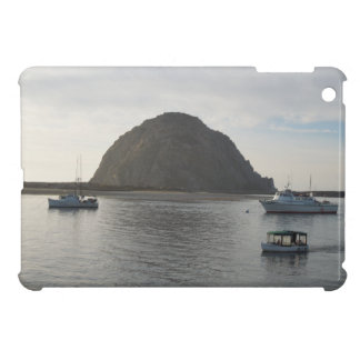 iPad Mini Case: Morro Rock at Morro Bay, CA iPad Mini Cover