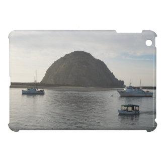 iPad Mini Case: Morro Rock at Morro Bay, CA iPad Mini Cover
