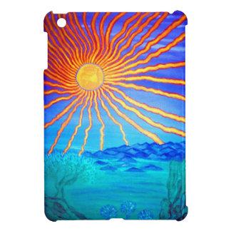 iPad Mini Case - Rays of Life