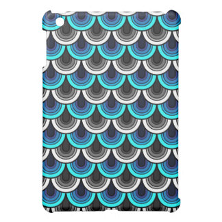 iPad Mini Case Seamless retro pattern