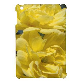 iPad Mini Case with Banksia Roses