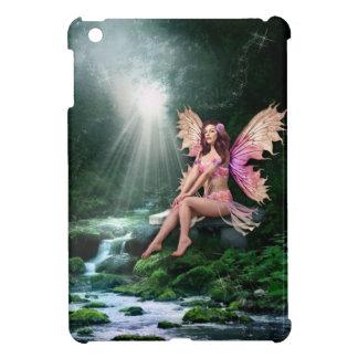 iPad Mini Case with Fairy Art