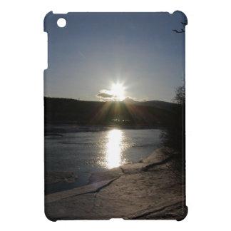 iPad mini case with photo of Yukon River