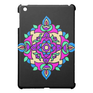 iPad Mini case with Rangoli Pattern