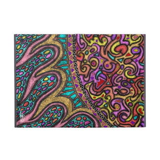 "Ipad mini cover "" Encroaching Warmth"" by Angie"