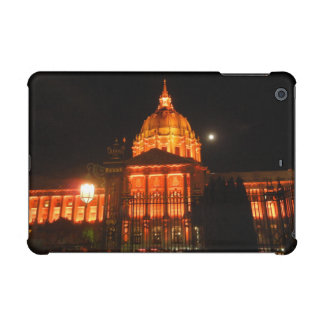iPad Mini Cover - Giants color on City Hall