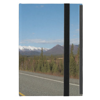 iPad mini covering highway in Alaska Cases For iPad Mini
