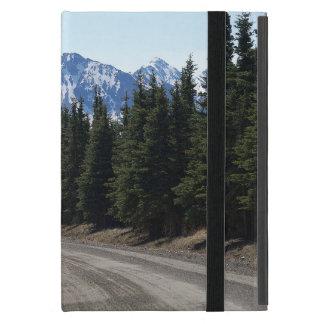 iPad mini covering landscape in Alaska Covers For iPad Mini
