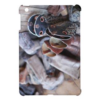 Ipad Mini Hardshell Case with Cowboy Boots Case For The iPad Mini
