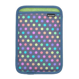 iPad Mini Sleeve Hot Polka Dots