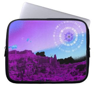 "ipad or 10"", 13"", 15"" laptop case, Moab photo art Laptop Sleeves"