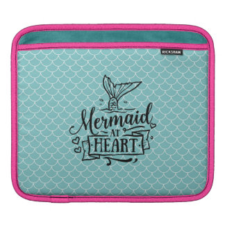 iPad Pad - Mermaid at Heart iPad Sleeve