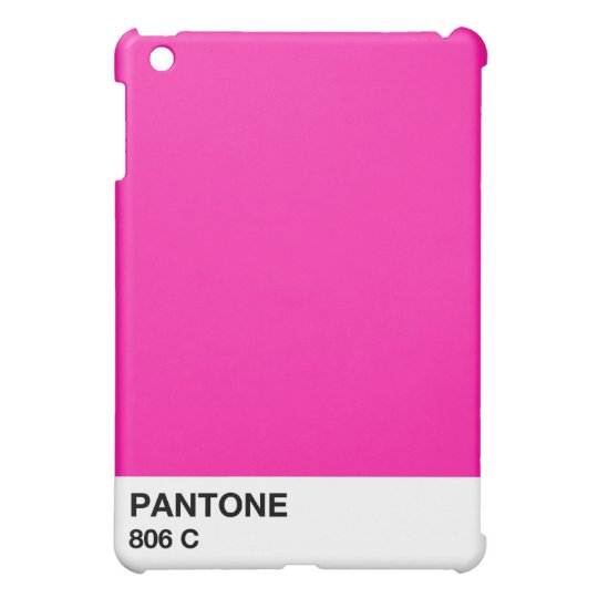 iPad Pantone Colour Case iPad Mini Cases