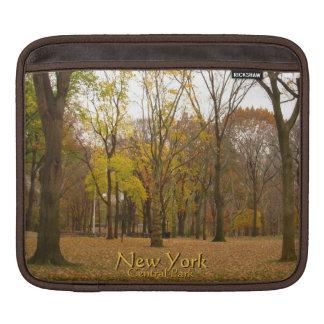 iPad Sleeve New York Central Park Souvenir