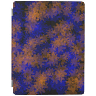 ipad smart cover blue and orange iPad cover