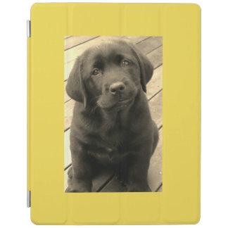 iPad Smart Cover HAPPY BABY ANIMAL BLACK LABRADOR