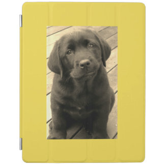 iPad Smart Cover HAPPY BABY ANIMAL BLACK LABRADOR iPad Cover