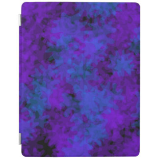 ipad smart cover purple blue iPad cover