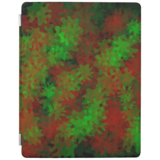ipad smart cover red and green iPad cover
