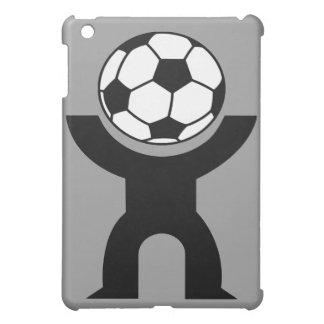 iPad Soccer Guy Case iPad Mini Cases