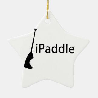 iPaddle Christmas Ornament