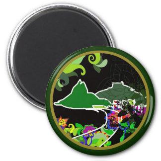 Ipanema - Leblon Magnets
