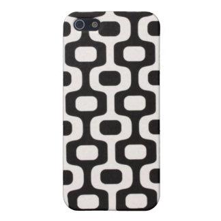 Ipanema Leblon sidewalk Rio Brasil iPhone 5/5S Cases