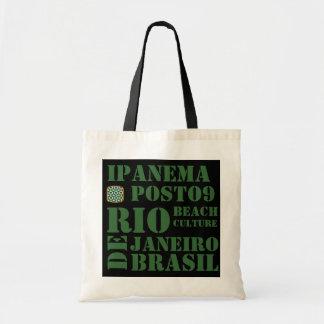 ipanema, posto 9, beach culture bags