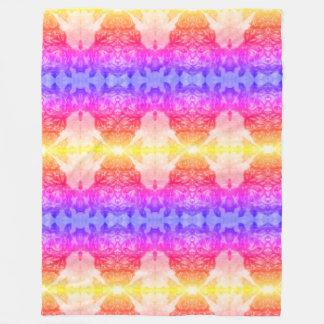 Ipanema Psychedelic Large Blanket