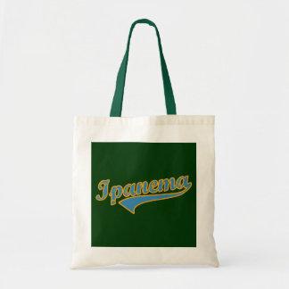 Ipanema, Rio Canvas Bags