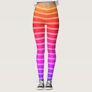 Ipanema Stripes Leggings