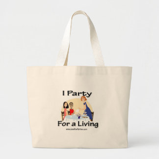 IPArty Canvas Bags