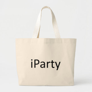 iParty Tote Bags